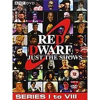 Red Dwarf - Series 1-8