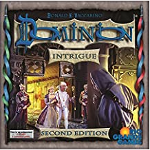 Dominion Intrigue segunda edición