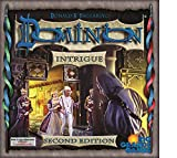 Dominion: Intrigue 2nd Edition Board Gam...