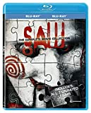Picture Of Saw: The Complete Movie Collection Blu-ray Boxset Region Free
