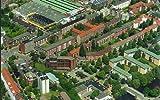 MF Matthias Friedel - Luftbildfotografie Luftbild von Dorotheenstraße in Hamburg (Hamburg), aufgenommen am 23.05.01 um 12:54 Uhr, Bildnummer: 1618-25, Auflösung: 3000x2000px = 6MP - Fotoabzug 50x75cm