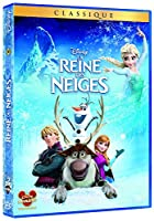 La Reine des neiges © Amazon