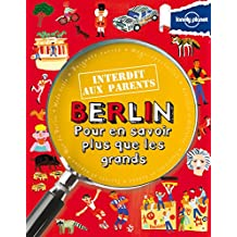 Berlin Interdit aux parents - 1ed