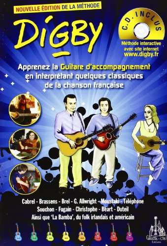 Digby Dent - Methode Digby vol 1 (+ 1 CD)