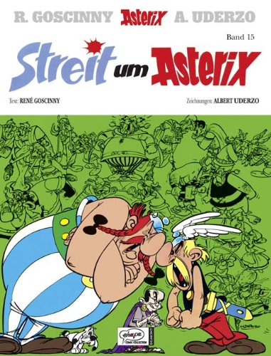 Streit um Asterix (version allemande)