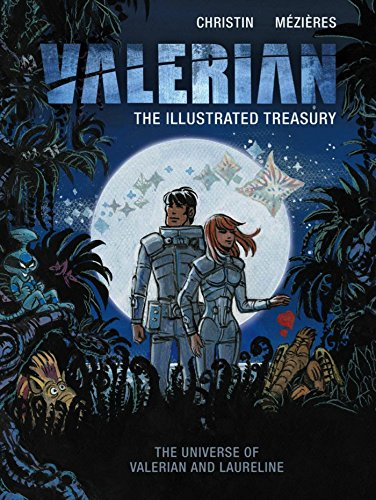 Valerian: The Illustrated Treasury