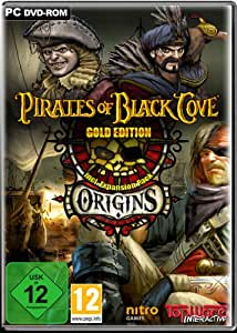 Pirates of Black Cove (Gold Edition) [import allemand]