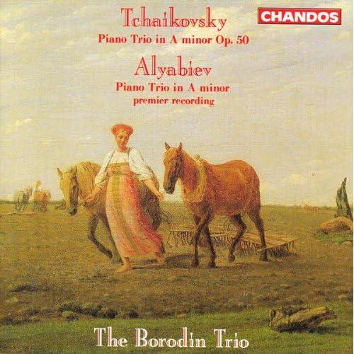 Piano Trio in A Minor, Op. 50: I. Pezzo elegiaco: Moderato assai - Allegro giusto