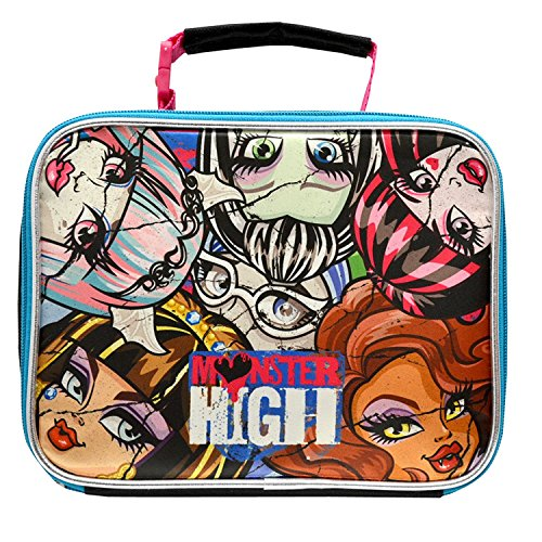 Mattel Monster High Deluxe Classic Entwickelt Exklusive Bunte Kids Isolierte Blei PVC-frei Lunch Bag (Handtaschen Suche Großhandel)