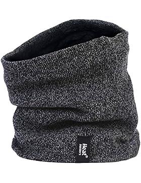 [Patrocinado]Heat Holders - Hombre térmica del calentador del cuello de invierno - 2,6 TOG - Un tamaño