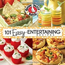 101 Easy Entertaining Recipes (101 Cookbook Collection) by Gooseberry Patch (2009-01-01)