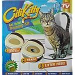 Cat Toilet Potty Training Kit 2