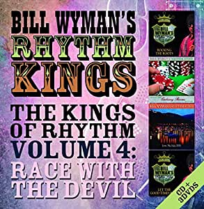 The Kings of Rhythm Volume 4: Race with the Devil (4 CD)