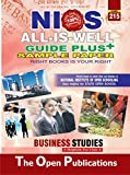 #10: 215-BUSINESS STUDIES-ENGLISH MEDIUM-ALL-IS-WELL GUIDE PLUS+SAMPLE PAPER