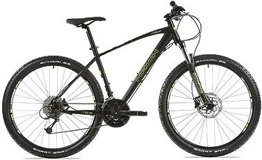 """Hawk Fortyfour 27.5"""" Mountainbike, MTB, 27 Gang Schaltung und Shimano Scheibenbremsen Br-m315 Disc Hydr. 160mm"""