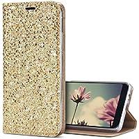 Galaxy S9 Plus Hülle,Galaxy S9 Plus Schutzhülle,KunyFond Ledertasche Flip Case Schutzhülle Brieftasche im BookStyle... preisvergleich bei billige-tabletten.eu
