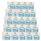 Camp4 All Soft Toilettenpapier Speziell für Campingtoiletten 96 Rollen, Ideal für Wohnwagen und Wohnmobil