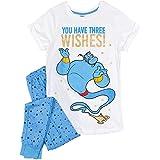Merchimpo Women's Pyjamas PJ Lounge Wear Official Disney Marvel Characters
