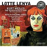 Lotte Lenya chante Kurt Weil