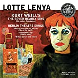 Lotte Lenya chante Kurt Weil [Import USA]