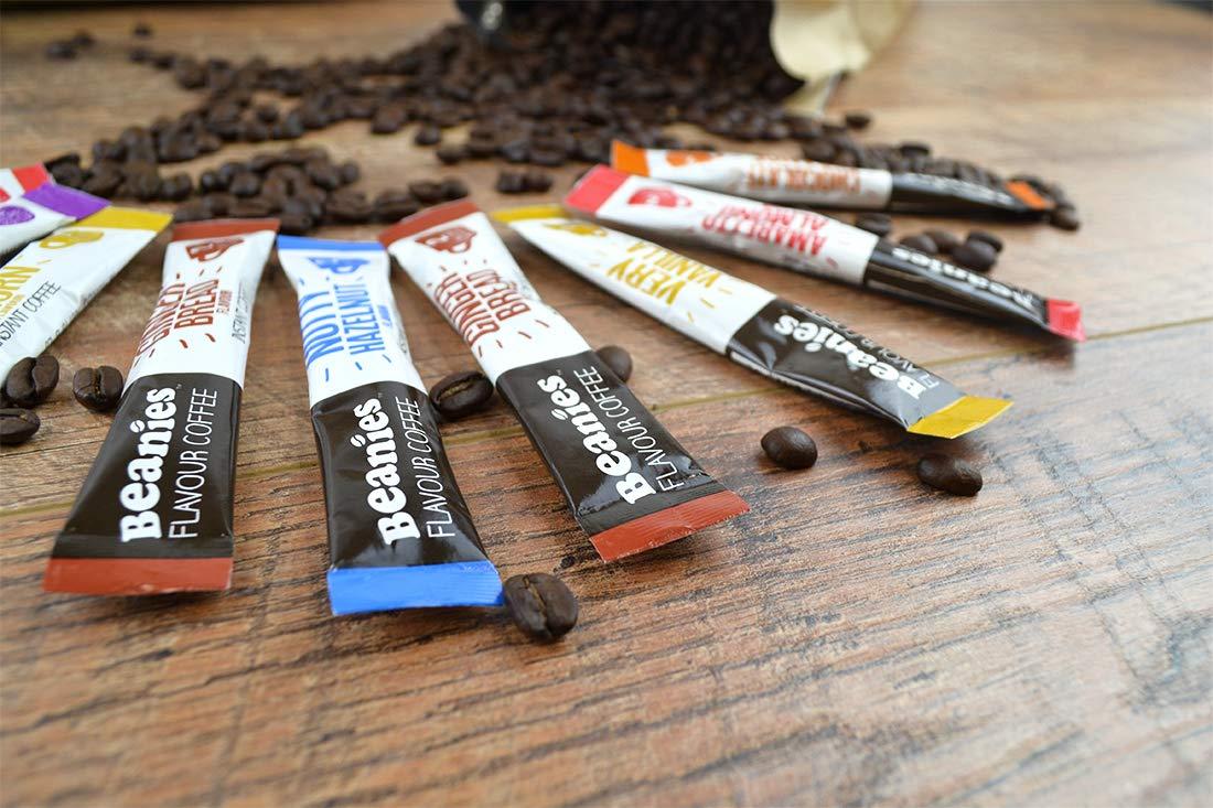 Beanies 100 Sticks in a Beautiful Hessian Bag (100 Sticks)