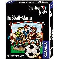 KOSMOS 741518 - Kartenspiel Die drei ??? Kids Fußball-Alarm