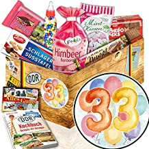 Suchergebnis Auf Amazonde Für Geschenke Zum 33 Geburtstag Frau