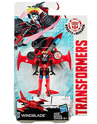 Hasbro Transformers B4681ES0 - Robots in disguise Legion Windblade, Actionfigur