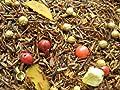 PFEFFERNUSS-ORANGE - Rooibusch-Tee - im Alu-Aroma-Zipbeutel - (250g) von Detrade - Gewürze Shop