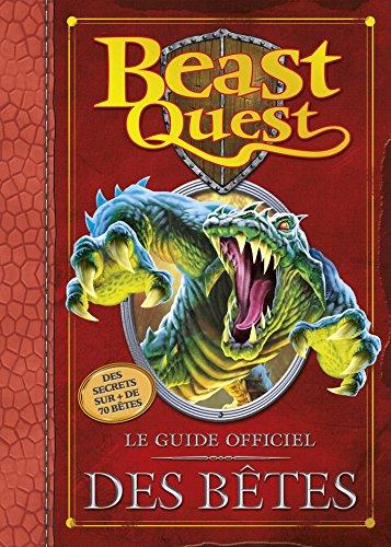 Beast Quest : Le guide officiel des bêtes par David Wyatt