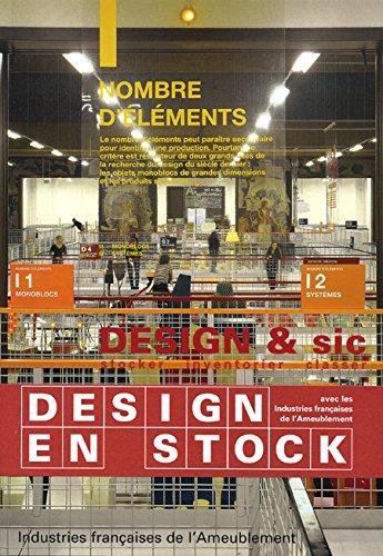 Design & sic. Stocker, inventorier, ...