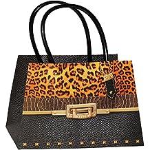 18491f7db956d Unbekannt 3-D Effekt   Geschenktasche   Geschenkbeutel - Clutch - Damen  Handtasche - schwarz