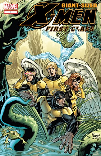 X-Men: First Class Giant-Sized Special (2008) #1 (English Edition) (Giant X-men)