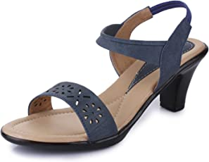 Trase Flint Sandal for Women Dailywear ( With new improved 2 inch Heel)