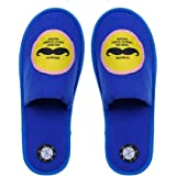 SQUETCH Home Slippers - Moustache