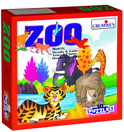 Creative-Educational-Aids-0708-Zoo-10-Puzzle