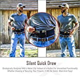 Best Concealed Carry Holsters - Concealed Carry with Retention Strap Belly Band Holster Review