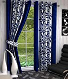 GeoNature Polyester Window Blue Kolaveri...