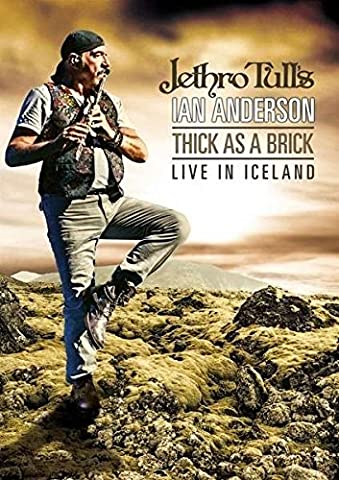 Jethro Tull Thick As A Brick - Jethro Tull's Ian Anderson - Thick as