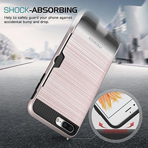 MoKo iPhone 8 plus / iPhone 7 plus Coque