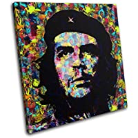 Bold Bloc Design - Che Guevara Pop