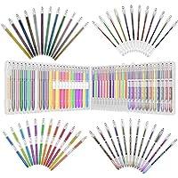 48 Penne di Gel Colorati con la Scatola, con l