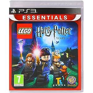 Lego Harry Potter 1-4 Essentials (PS3) [Edizione: Regno Unito]  LEGO