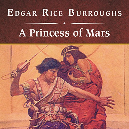 A Princess of Mars  Audiolibri