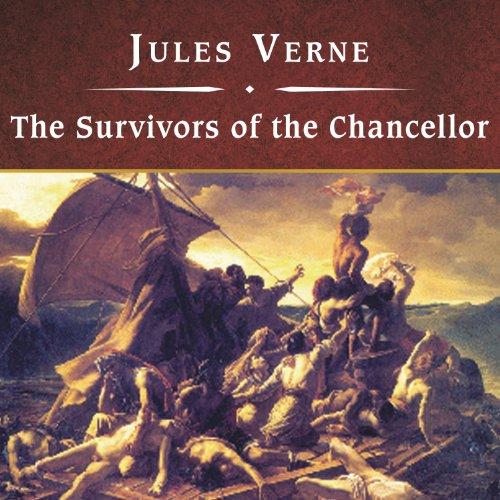 The Survivors of the Chancellor  Audiolibri