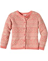 Noa Noa Girls Mini Cotton Slub Cardigan