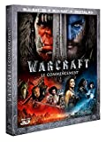 Warcraft : le commencement [Combo Blu-ray 3D + Blu-ray + Copie digitale]