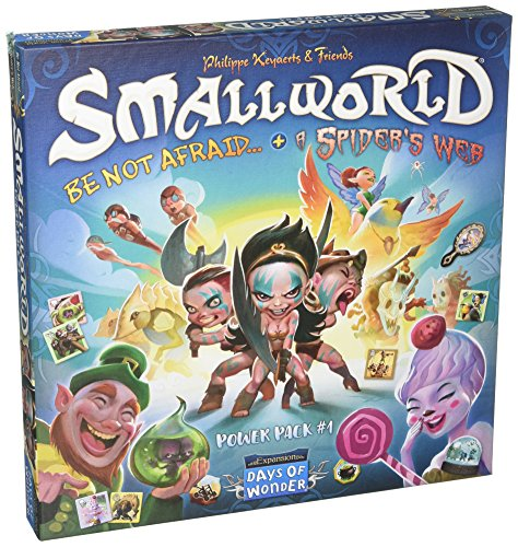 Small World Race Collection Power Pack 1 - English