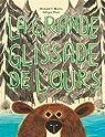 La grande glissade de l'ours par Morris