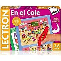 Diset Lectron - Lectron en el Cole, Juego Educativo 64880